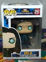Marvel Thor Ragnarok Hela #251 Vinyl Bobble-Head Figure Funko Aus Seller