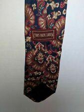 Vintage Chaps Ralph Lauren Ties Cravate 100% Silk