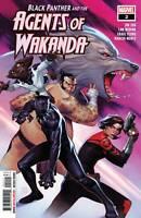 BLACK PANTHER AGENTS OF WAKANDA Marvel Comics | Select Option | NM Books | #1, 2