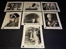NAPOLEON bonaparte  abel gance  rare jeu photos cinema lobby cards 1925