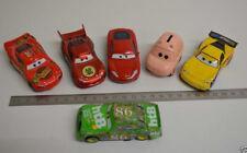 9 ) Disney Pixar Cars Set 6 Cars Autos aus Metall