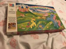 My Little Pony G1 Vintage Dream Castle Game Complete