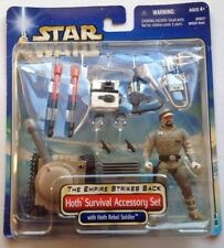 STAR WARS HOTH SURVIVAL ACCESSORY SET Action Figure Pack 3.75""