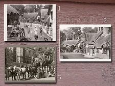Shanklin Village Isle of Wight UK England 1890s-1930s photos lot CHOICES 5x7s or