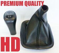 NEW-HD Manual Trans Shift Knob & Lever Boot Kit For BMW E30 318i 325e 325i 325is