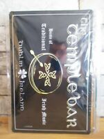 Temple BAR Dublín Irlanda Letrero de Metal Signo de la Nostalgia 30cm Spirituose
