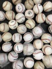 38 soft core baseballs mostly used