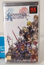 FINAL FANTASY DISSIDIA  PSP PAL ITA  NUOVO SIGILLATO  ITALIANO PLAYSTATION