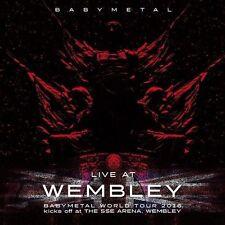 live at wembley cd BABYMETAL ( FREE SHIPPING) BABY METAL