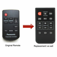 Remote Control w/ Battery for Panasonic N2QAYC000064 SC-HTB20 SU-HTB20 SC-HTB350