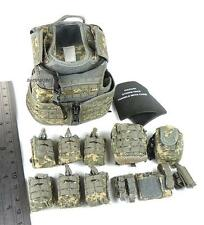 1/6 Scale RAV Vest + Pouch Set From Hot Toys US Army 10th Mountain Div Sniper