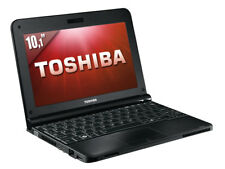"Windows 10 Toshiba Notebook 250 10.1 "" Ordinateur Portable Intel Atom 2 Go 250"