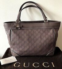 724498631800 AUTHENTIC GUCCI 'MAYFAIR' GUCCISSIMA LEATHER TOTE IN MAUVE RRP $2150 AU ...