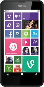 Nokia Lumia 630 Single-SIM Weiß, NEU Sonstige