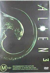 ALIEN 3 DVD (PAL, 2000) FREE POST