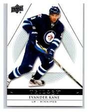 (HCW) 2013-14 Upper Deck Trilogy #100 Evander Kane Winn Jets NHL UD Mint