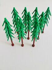 10 Lego Pflanzen Baum Nadelbäume 24855 MOC  NEU