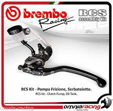 Kit Pompa Frizione Radiale Brembo RCS 16 cod. 110A26350 + Serbatoio 110A26386