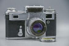 Russland Kiev-4 type 2b 1959-66 + JUPITER-8M 1:2 F=5cm + Original Case + Filter