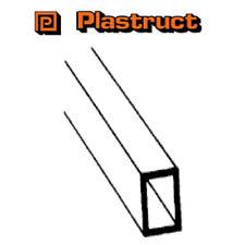 Plastruct RTFS - 8 Paquete de 5 Plástico Tubo Rectangular 4.8 X 6.4 X 375mm