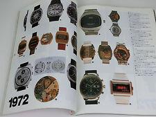 LED LCD Electric Wrist Watch Catalog Guide SEIKO CASIO