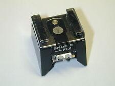 OLYMPUS  adaptateur flash SHOE 2 pour  boitier  photo photographie
