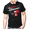 Der Teufel ist ein Eichhörnchen Sprüche Geschenk Lustig Spaß Comedy Fun T-Shirt
