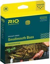 RIO SMALLMOUTH BASS WF-8-F #8 WEIGHT FORWARD FLOATING FLY LINE BRONZE BEIGE