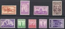 US 1940 Complete Commemorative Year Set of 9, SC 894-902- MNH*