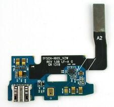 Charger Charging Port Flex Cable Mic for Samsung Galaxy Note 2 SCH-i605 Verizon