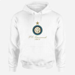 Inter de Milán 1908 football club Hoodie, Club Inter de Milán 1908 Sudadera