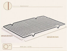 Baking Cooling Rack Nonstick Wire Grid Sheet Pan Cookie Oven Kitchen16