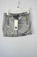 Sass & Bide Denim Solid Regular Size Skirts for Women