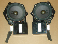 INFINITI QX4 FRONT DOORS RIGHT & LEFT SIDE BOSE SPEAKERS AMP 28149 28148-1W100