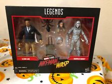 Marvel Legends Ant-Man and The Wasp 2 pack X-Con Luis and Marvel's Ghost