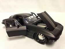 "1963 Chevrolet Corvette StingRay, Collectible, 8"" Diecast 1:24 Jada Toy, Black"