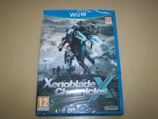 Xenoblade Chronicles X Nintendo Wii U **New & Sealed**