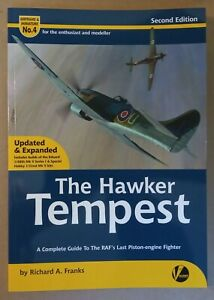 Airframe & Miniature 4: Hawker Tempest (2nd Ed), Softback book Valiant Wings