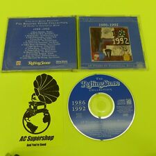 Time Life Music the rolling stones collection 1986 -1992 - CD Compact Disc