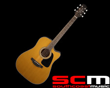 RRP$799 Takamine GD30CE NAT Dreadnought Acoustic-Electric Guitar w/ Pickup New