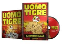 29 Dvd Box Cofanetto L' UOMO TIGRE I + II PRIMO+SECONDO serie completa nuovo