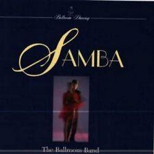 ballrom dancing - samba