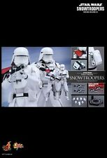 HOT TOYS MMS323 STAR WARS THE FORCE AWAKENS FIRST ORDER SNOWTROOPER SET
