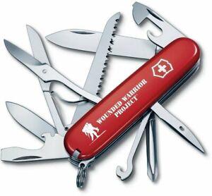 Fieldmaster Pocket Knife by Victorinox Swiss Army, Red (WWP)