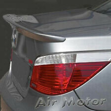 BMW E60 A Trunk Spoiler Wing 520i 535i 545i 528 550 M5 04-10 For Painted  Color