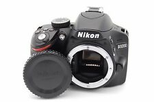 Nikon D D3200 24.2MP Digital SLR Camera - Black (Body Only)