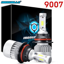 HB5 9007 Dual LED 1020W 153000LM Headlight Conversion Bulbs White 6000K HI/LO