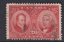 CANADA :1927 Anniversary of Confederation 20c carmine  SG 273 used