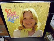 God's Quiet Love Lynn/Johnny Mann VG+ Light 1976 Top Hit: I'm Clean/You've Won