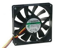 Sunon Lüfter 80x80x15mm ME80151V1-G99 DC 12V 3000 U/min 35dBA Vapolager 3 Litzen